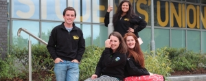 Your UCD Students' Union Team 2014/15